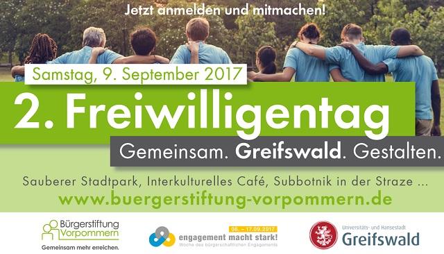 Freiwilligentag 2017